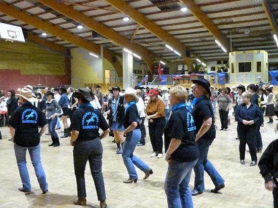 Les Mustang Country Dancers 80