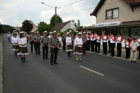 Sortie à Belleu avec le Chey'Aisne Country Club