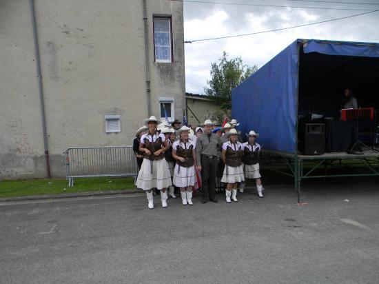 Démo à Ville-sur-Lumes 17.07.2011